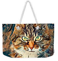 Cats Popart By Nico Bielow Weekender Tote Bag