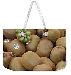 European Markets - Kiwis Weekender Tote Bag by Carol Groenen