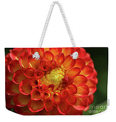 Hearts Entwined Weekender Tote Bag by Rachel Cohen