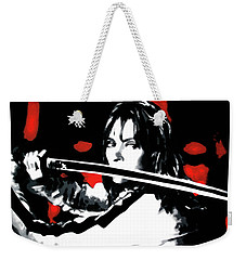 Kill Bill Weekender Tote Bag