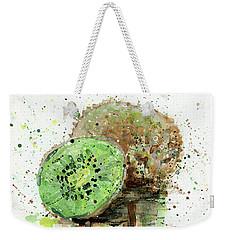 Kiwi 1 Weekender Tote Bag
