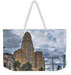 Piercing The Heavens Weekender Tote Bag