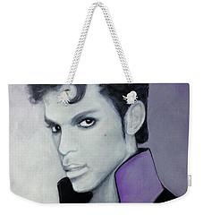 Purple Prince Weekender Tote Bag
