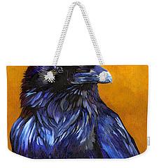 Raven Weekender Tote Bag by J W Baker