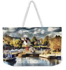 Riverview V Weekender Tote Bag