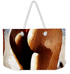 Sexy B-side Weekender Tote Bag