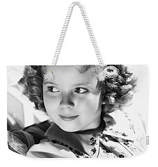 Shirley Temple (1928-  ) Weekender Tote Bag