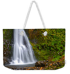 Spring Cascade Weekender Tote Bag by Andrea Hazel Ihlefeld