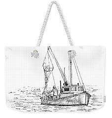 The Vessel Little Jim Weekender Tote Bag