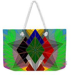 We N' De Ya Ho 2012 Weekender Tote Bag