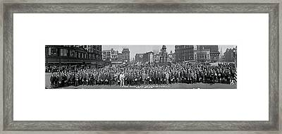 35th Annual Convention The Retail Framed Print
