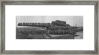 Academy Cadets Aberdeen Proving Grounds Framed Print
