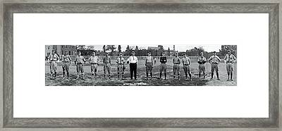 Cornell Baseball Team Framed Print
