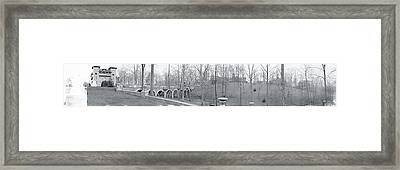 Forest Glen Seminary Md Framed Print by Fred Schutz Collection