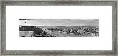 Headquarters Of The American Army Framed Print