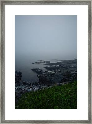 Hidden Glow Framed Print by Lourry Legarde