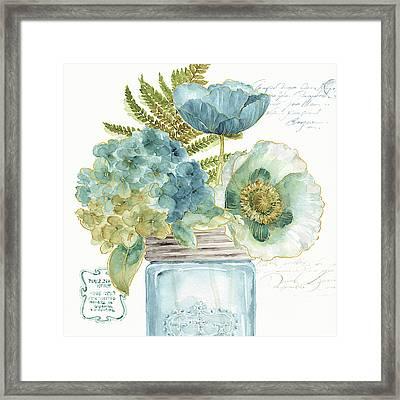 My Greenhouse Bouquet IIi Framed Print