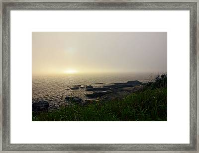 Prelude Framed Print by Lourry Legarde