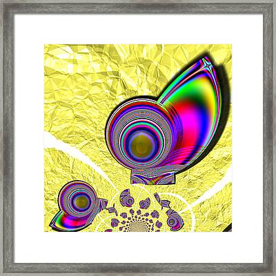 The Incompetent Nanny Framed Print by Wendy J St Christopher