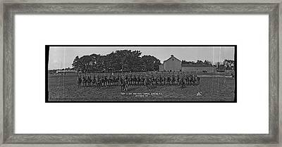 Troop G. N. Y. State Troopers Syracuse Framed Print
