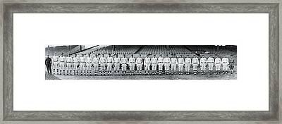 Washington Senators 1917 Framed Print