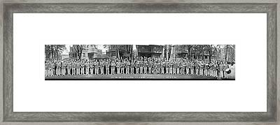 Zem Zem Grotto Detroit Mi Framed Print