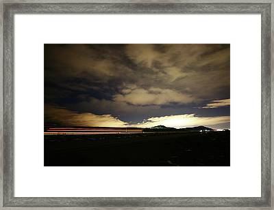 0530 Sunrise Framed Print
