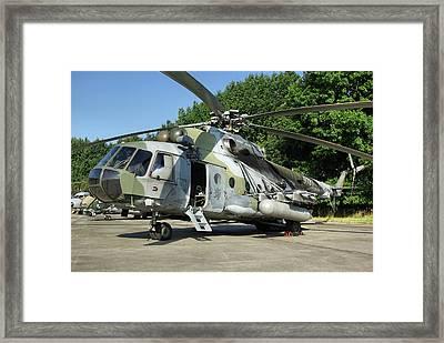 Mil Mi-17 Hip Framed Print
