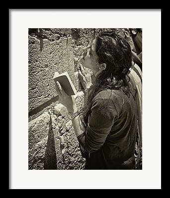Eyal Framed Prints