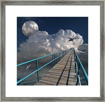 1875 Framed Print by Peter Holme III