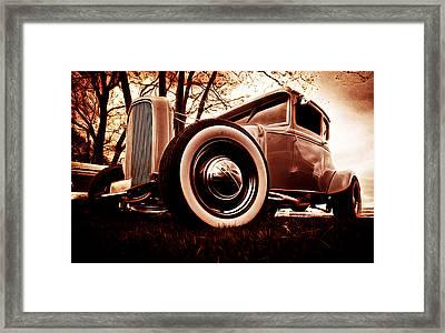 1930 Ford Model A Framed Print