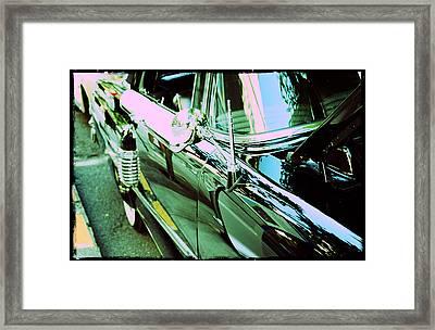 1956 Mercury Montclair Framed Print by Cathie Tyler