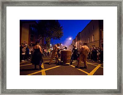 The Spraoi Street Festival, Waterford Framed Print by Panoramic Images