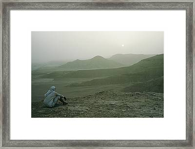 Untitled Framed Print by W. Robert Moore