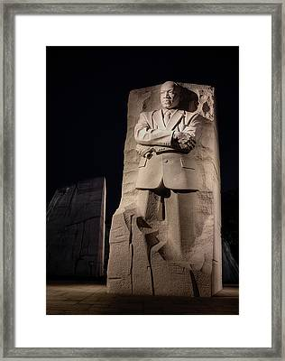 A Stone Of Hope Framed Print by JC Findley