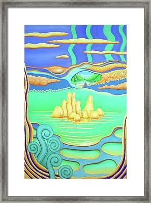 After Marysville Framed Print by Barbara Stirrup