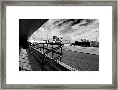 Before Spring Training 2 Framed Print by Don Youngclaus