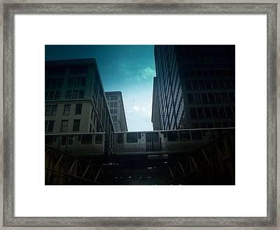 Chicago 5 Framed Print