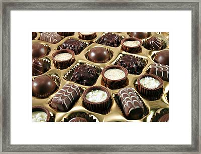 Chocolate Heaven Framed Print