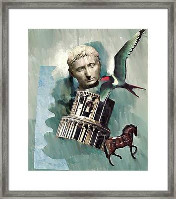 Classical   Framed Print by Sarah Loft