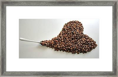 Coffee Lover Framed Print by Stephen Mitchell