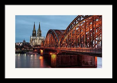 German Culture Framed Prints