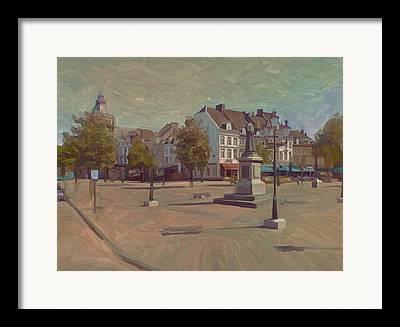 Briex Framed Prints