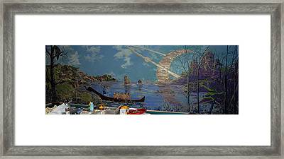 Dawning Of A New Age Framed Print