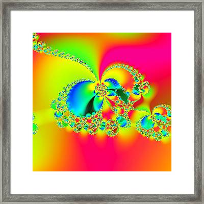Follow Your Bliss Framed Print