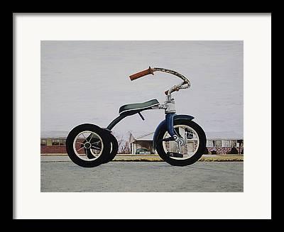 William Eggleston Framed Prints