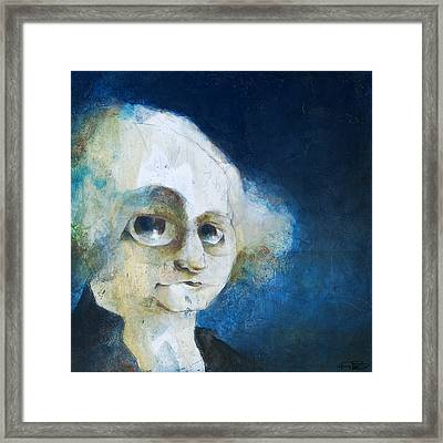 George Framed Print by Kurt Riemersma