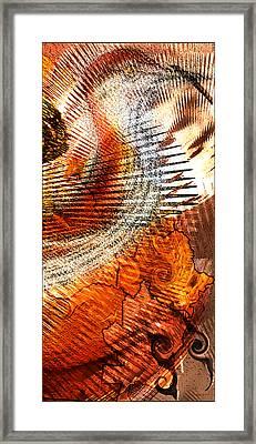 Georgia State Bird B Framed Print