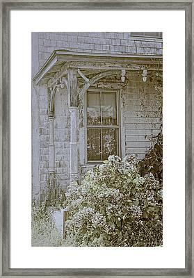 Glory Days Behind Us Framed Print by Nigel Fletcher-Jones