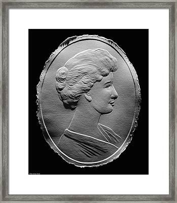 Helen Keller Framed Print by Suhas Tavkar